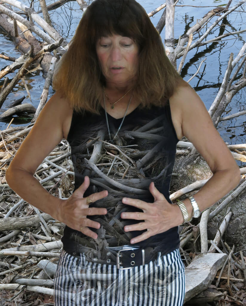 Anger After Loss, Robin Botie in Ithaca, New York, letting go of inner anger
