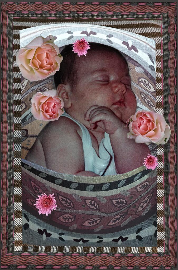 Duetting: Memoir 57 Robin Botie of Ithaca, New York tells her dying daughter her birth story